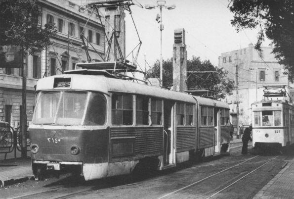 K5AR-Tw 3140 im Februar 1981 in Kairo in extrem schlechten Zustand.
