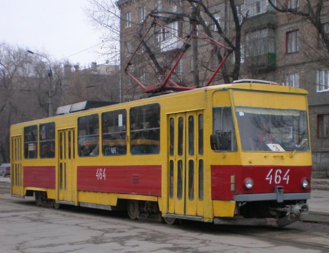 T3M-Jug-Tw 464 im März 2009 in Saporoschje (Foto: Nekto ZpUa)